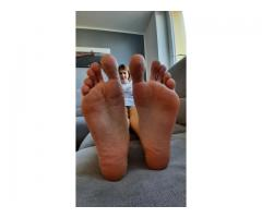 New Foot Model Size 42
